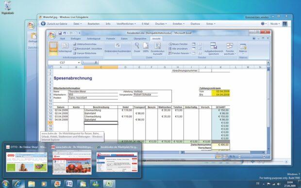 Windows 7: Mir als zurückhaltender, unermüdlicher, zuverlässiger Zeitgenosse in Erinnerung geblieben