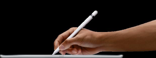 Ein recht teurer Stift. (Foto: Apple)