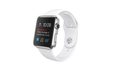 Auch in Zukunft Marktführer: die Apple Watch. (Foto: Apple)