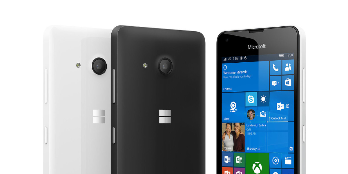 Lumia 550: Microsofts günstigstes Windows 10-Smartphone