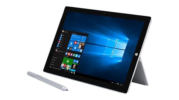 Das Surface Pro 3 ist so schön. (Foto: Microsoft)