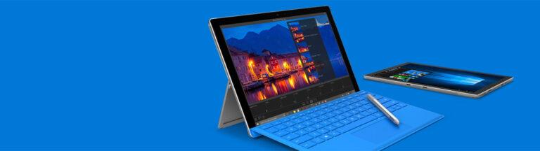 Für mobile Geräte mit Windows 10. (Foto: Microsoft)