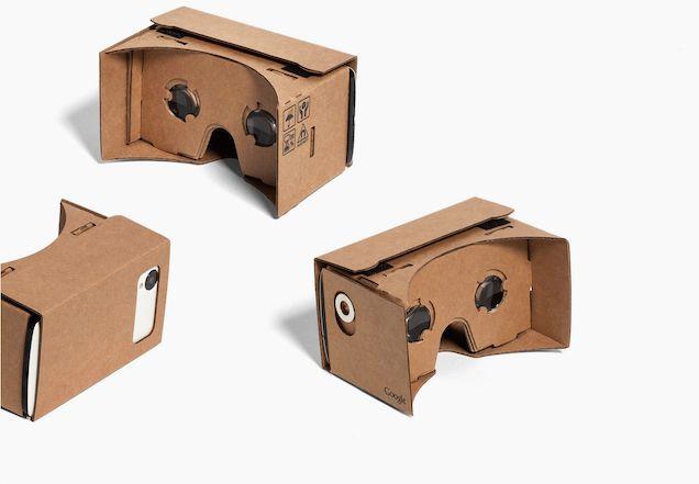 Günstiger Einstieg in Virtual-Reality: So funktioniert Google Cardboard