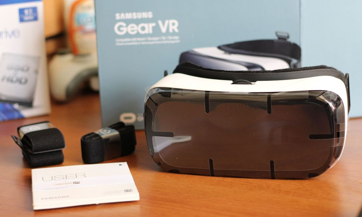 Samsung Gear VR im Test: Das taugt die Virtual Reality-Brille zum schmalen Preis