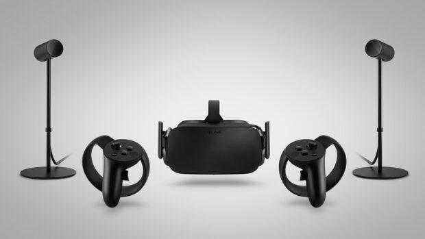 Sensoren, Controller, Brille. Ein PC wird aber auch noch benötigt. (Foto: Oculus VR)