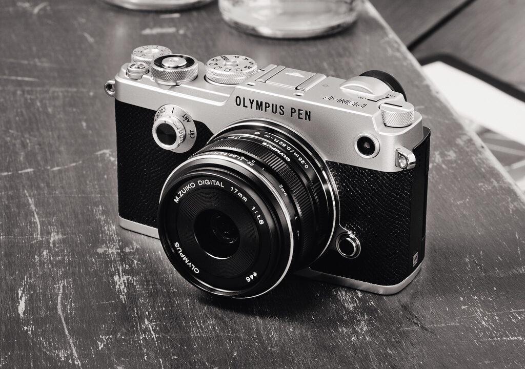 Olympus Pen F: Comeback eines Systemkamera-Klassikers