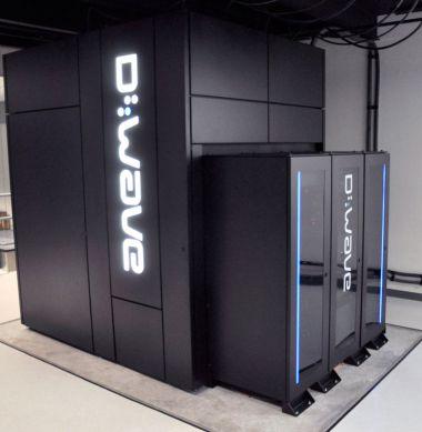 Googles Quantencomputer. (Foto: Google)