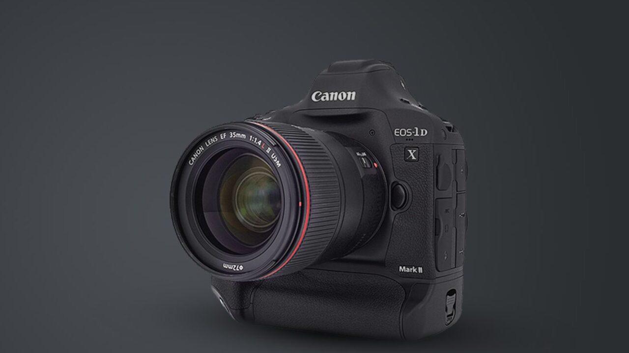 Canon EOS-1D X Mark II: Was für ein Spiegelreflex-Monstrum!