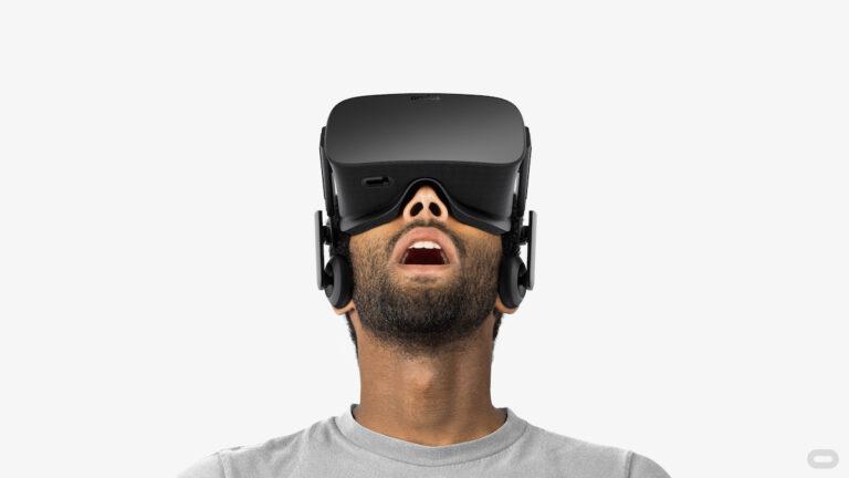 So stellen sich die meisten VR vor. (Foto: Oculus VR)