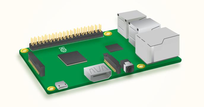 Raspberry Pi 3: Der Winzigrechner wird noch schneller und besser
