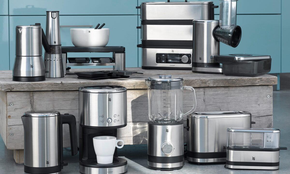 WMF Küchenminis: Design für die kleine Küche