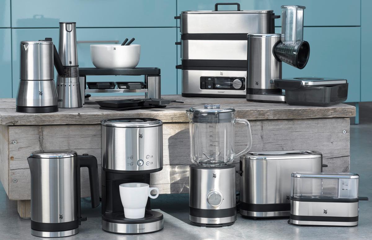 WMF Küchenminis: Design für die kleine Küche | EURONICS Trendblog