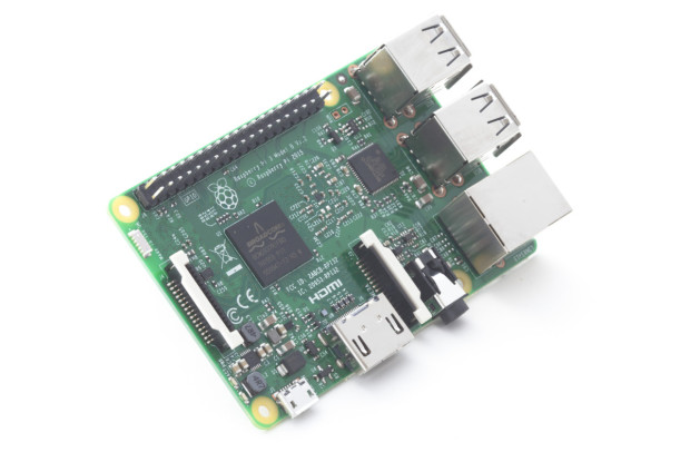 Der neue Raspberry Pi. (Foto: Raspberry Pi Foundation)