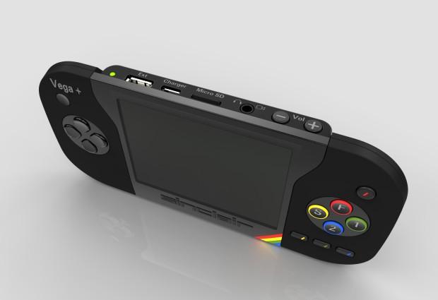 Sinclair ZX Spectrum Vega Plus: Retro-Heimcomputer kehrt als Handheld-Konsole zurück