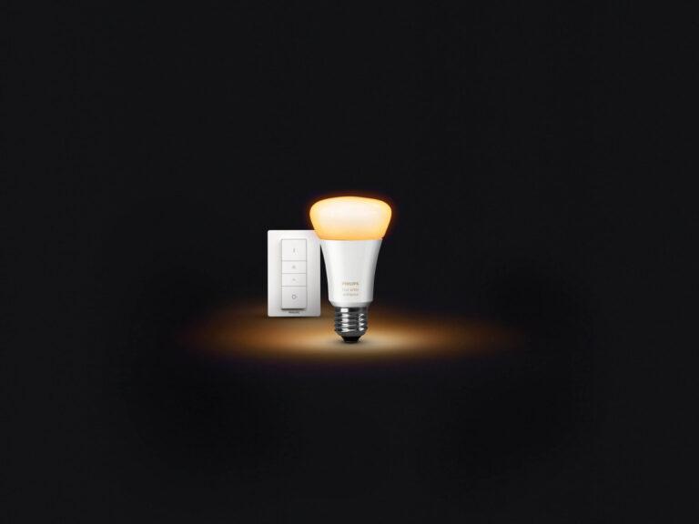 Licht. (Foto: Philips)