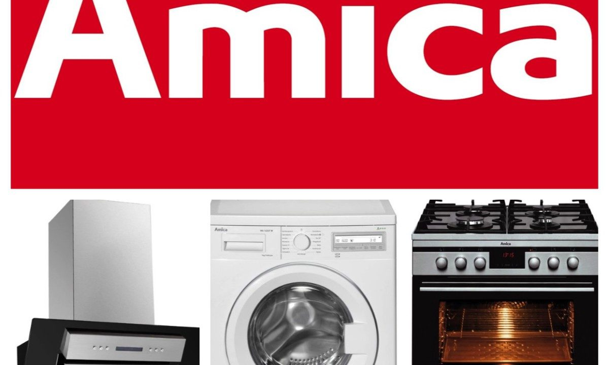 Amica Haushaltsgeräte: Volles Programm und günstige Preise