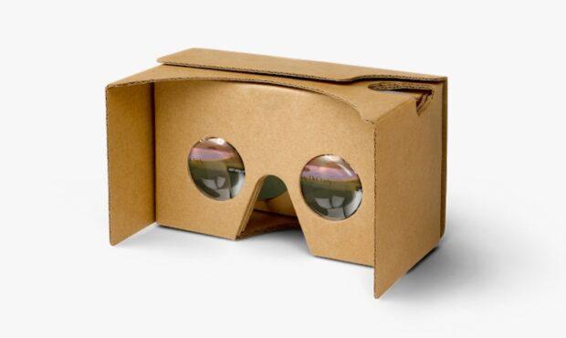 Die Brille lässt sich auch gut verstauen und ist erstaunlich stabil. (Foto: Google)