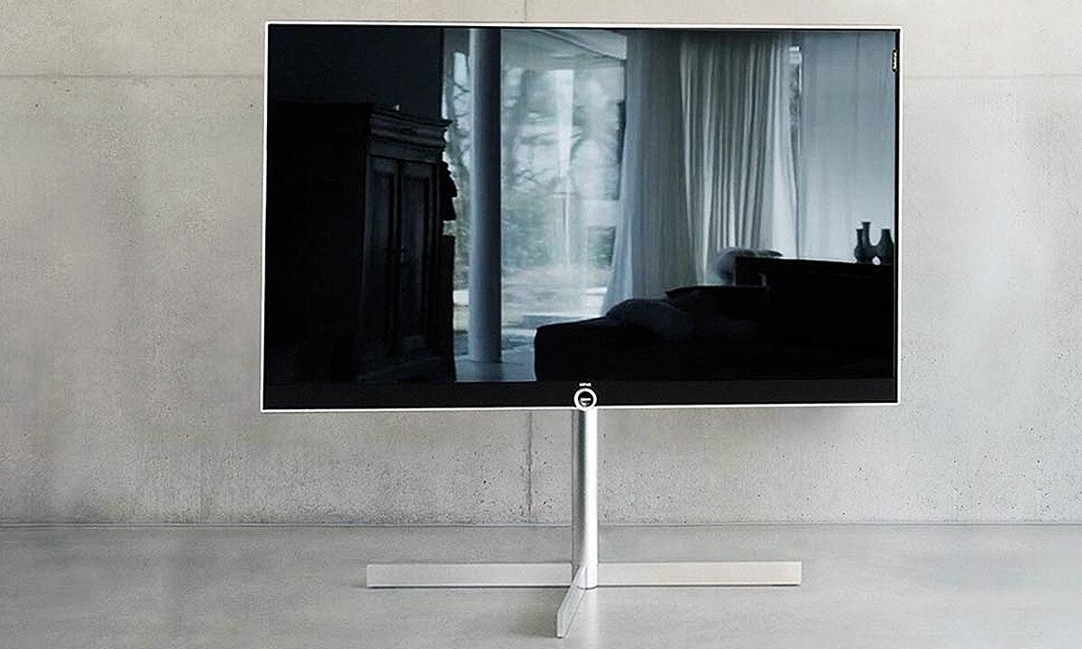 """Wenn Kunst auf Technik trifft: Die faszinierende TV-Reihe """"Reference"""" von Loewe"""