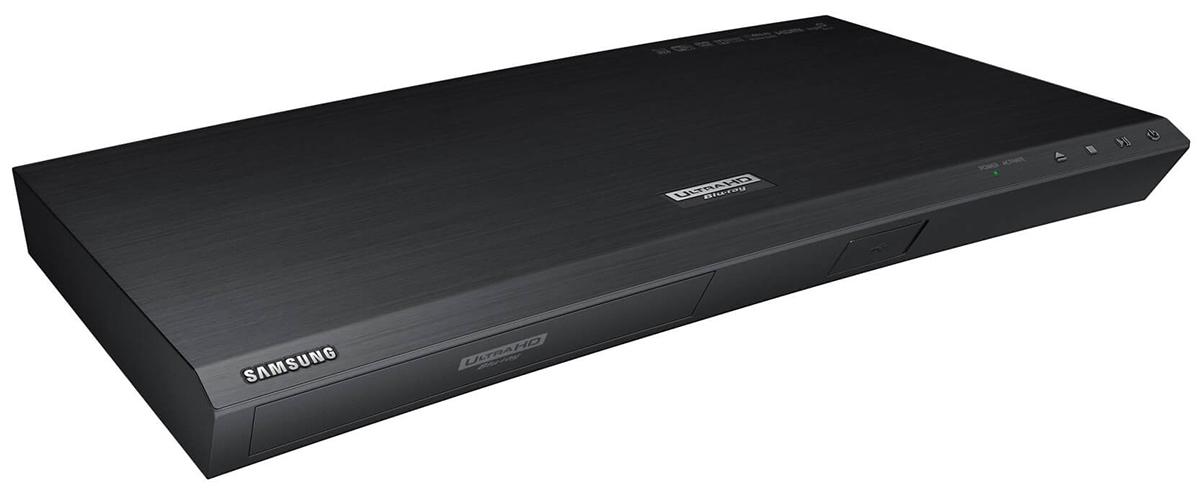 """Zum Verkaufsstart des UHD-Players UBD-K8500 von Samsung erhalten Kunden eine Ultra HD Blu-ray Disc des Blockbusters """"Der Marsianer"""" kostenlos dazu."""