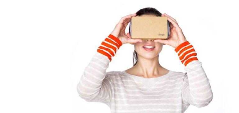 Cardboard ist die Zukunft? Vermutlich nicht in dieser Form. (Foto: Google)