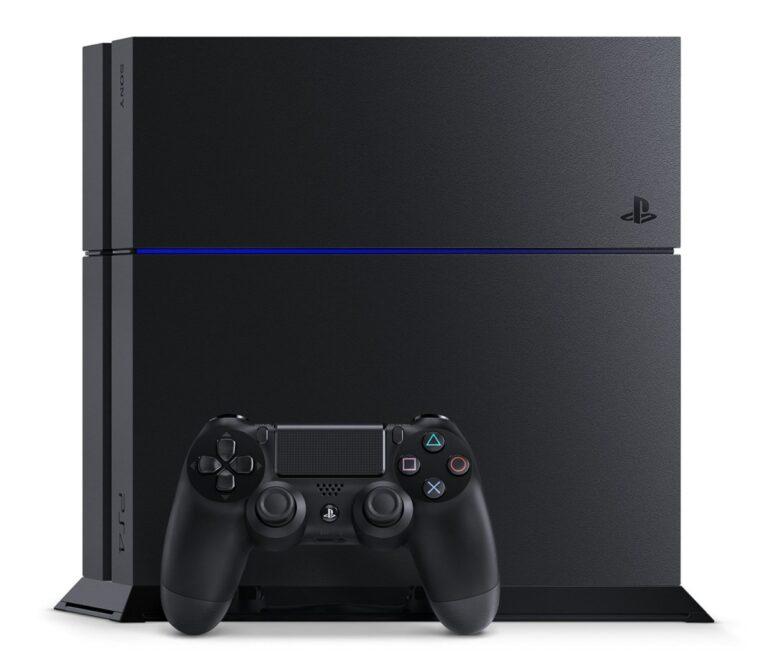 Die PS4. (Foto: Sony)