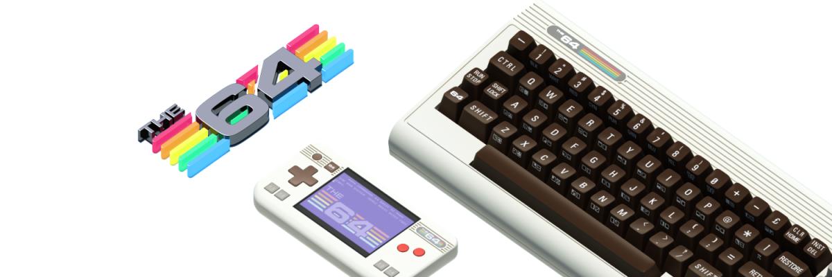 The 64: C64 kehrt als Spielkonsole (vielleicht) zurück