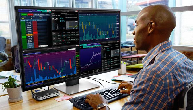 Dell 43-Zoll-Monitor: Arbeiten in einer völlig neuen Dimension