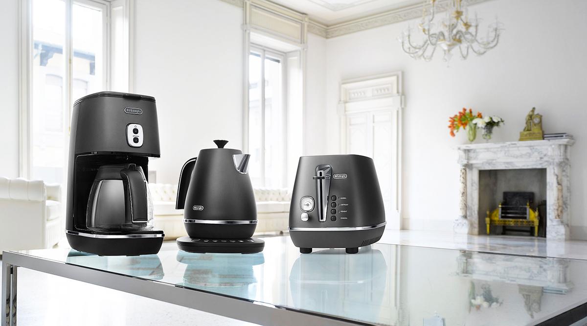 DeLonghi Distinta: Augmented Reality hilft bei der Planung der Küchenausstattung
