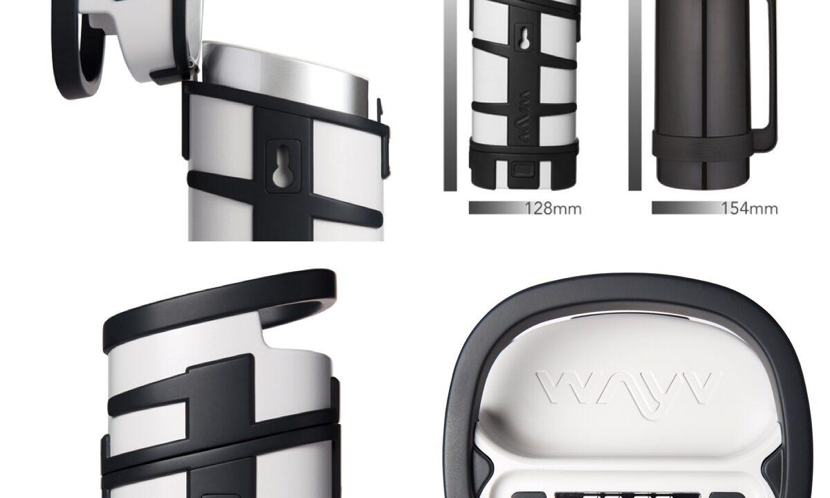Wayv Technologies Adventurer, die Outdoor-Mikrowelle für die Wanderung