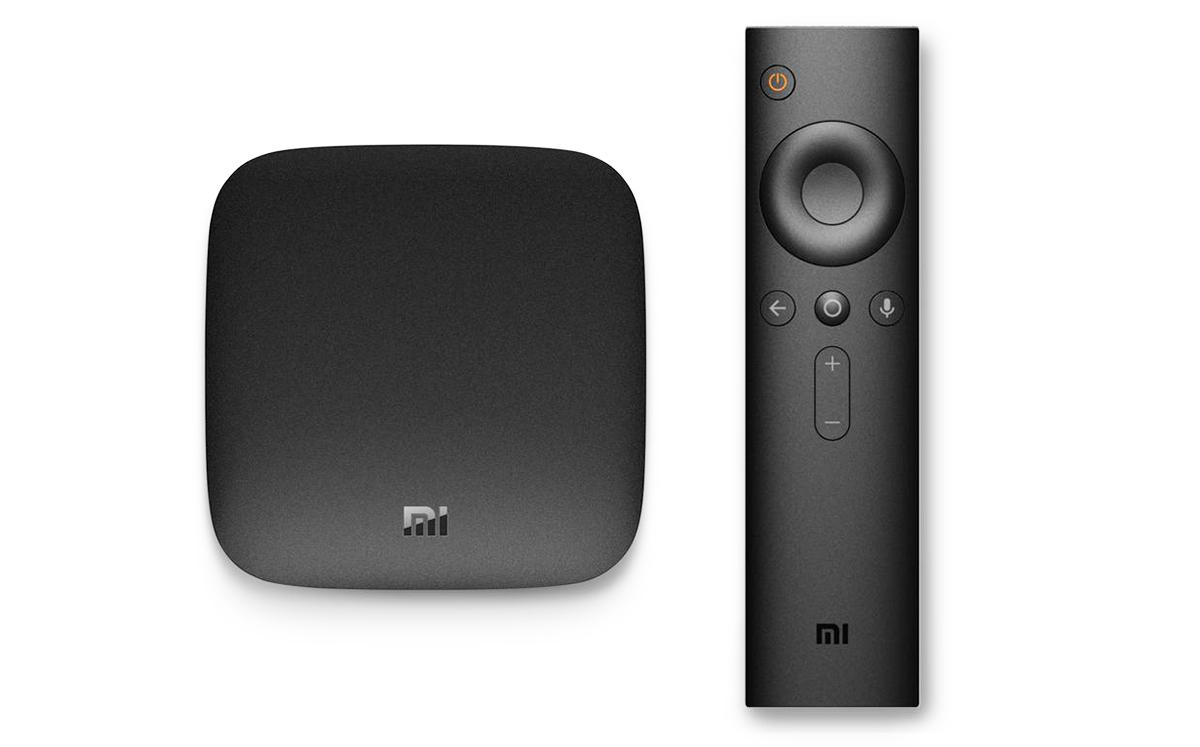 Die Mi Box von Xiaomi mit Android TV 6.0.