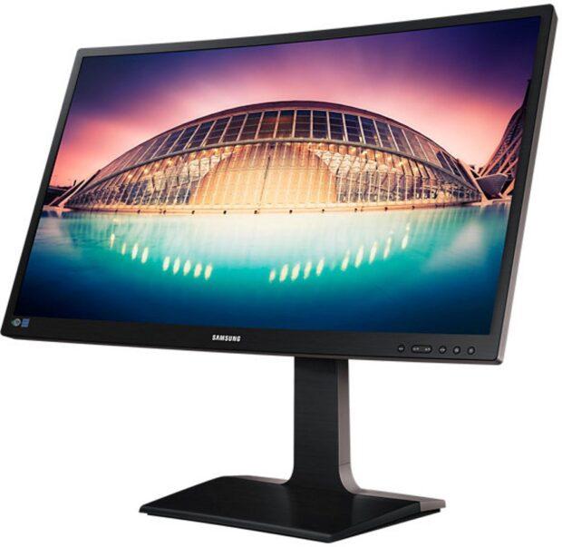 Mittlerweile nicht mehr teurer als normale Monitore. (Foto: Samsung)