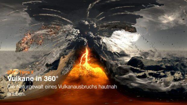 Wohl die aufwändigste 360-Grad-Produktion vom ZDF. (Foto: ZDF)
