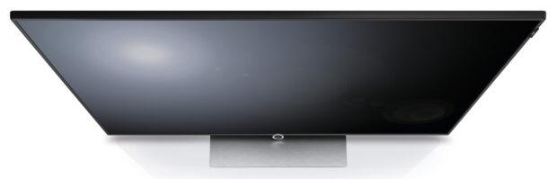 Der Loewe One bietet ein rahmenloses Display (Bild: Loewe)