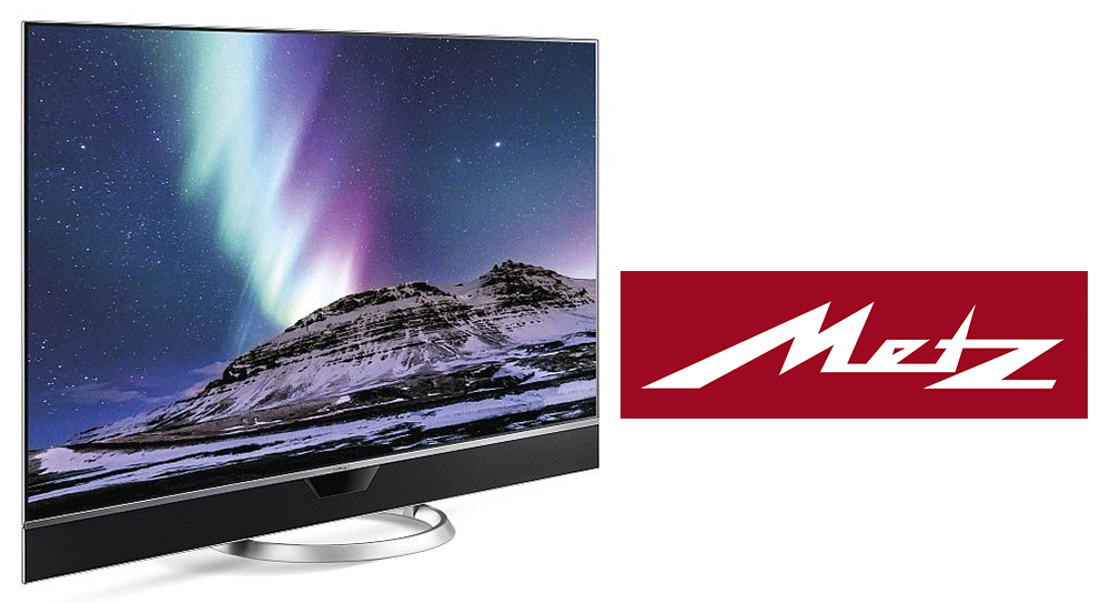 Metz Ultra HD OLED-Fernseher: Erste Modelle ab Herbst
