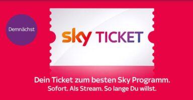 Beim Sky Ticket habt ihr die Wahl zwischen der Fußball-Bundesliga und dem gesamten Sport-Programm (Bild: Sky)
