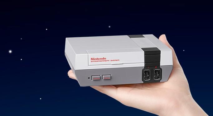 Classic Mini NES: Nintendo bringt die berühmte 8bit-Konsole zurück