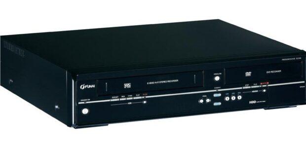 Funai verkaufte VHS-Rekorder auch hierzulande. (Foto: Funai)