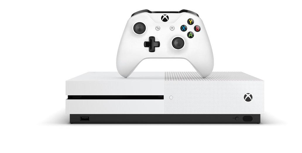 Xbox One S: Am 2. August erscheint das neue Modell mit 4K, UHD Blu-ray-Laufwerk und HDR