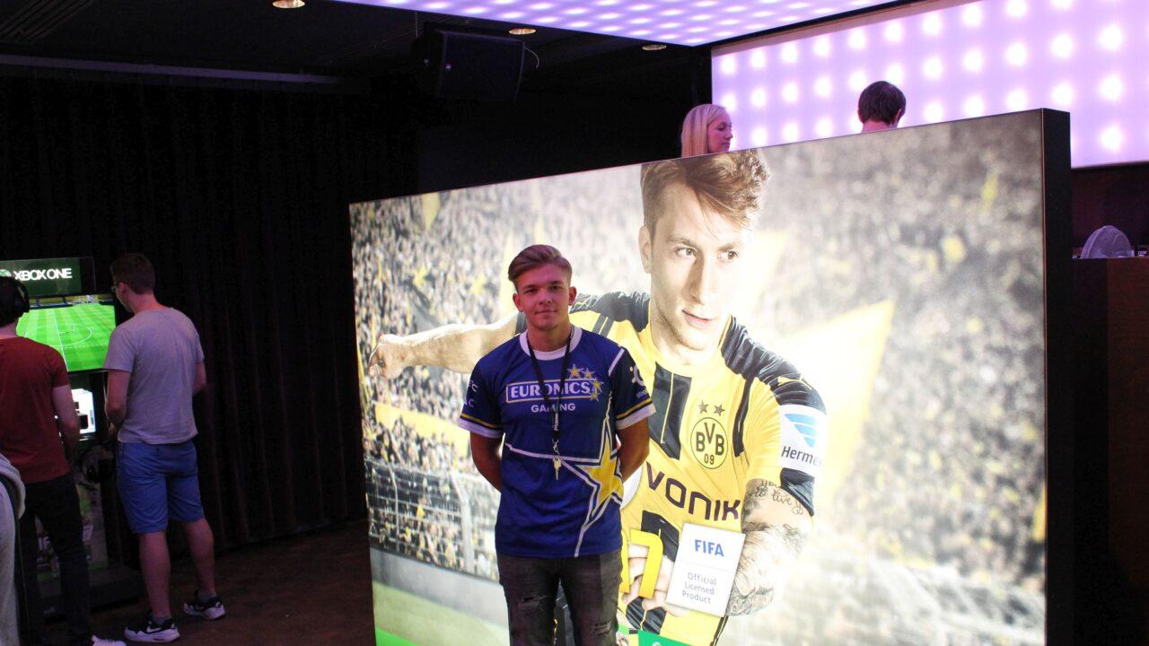 FIFA 17: M4RV von Euronics Gaming hat EAs neue Fußball-Simulation getestet und ist zufrieden