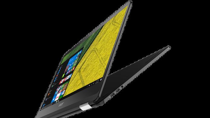 Acer: Das dünnste Notebook der Welt und mächtiger Gamer-Laptop auf der IFA 2016
