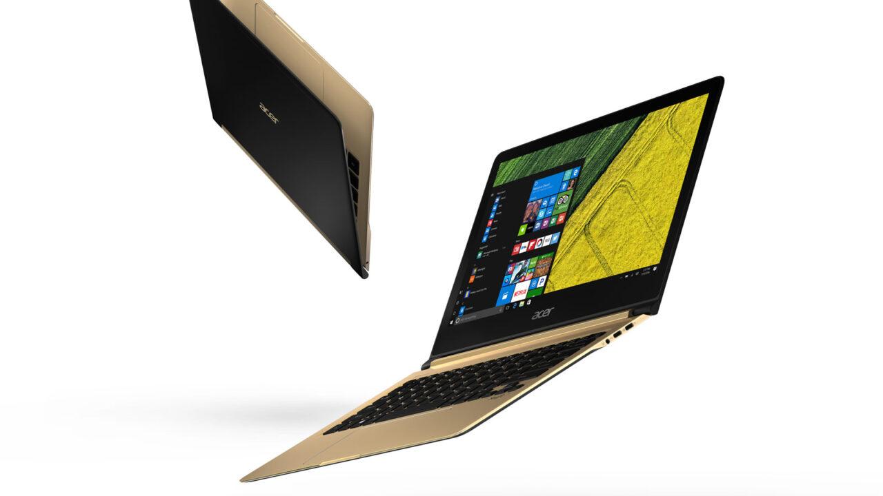 Mini-Notebooks: Das bieten Acer, Apple, Asus, HP, Lenovo und Co.