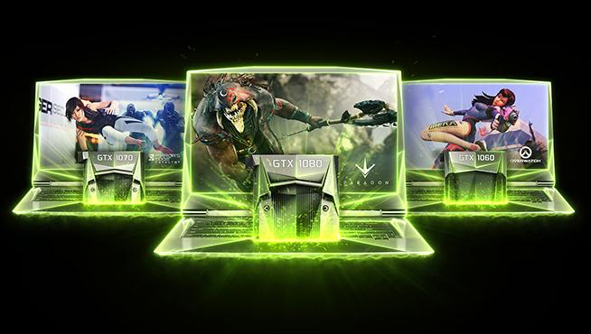 Nvidia: Künftige Laptops werden fit für Virtual Reality
