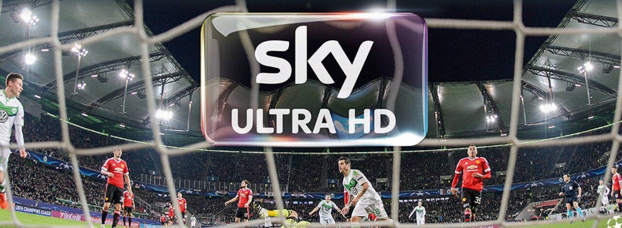 Sky startet mit Ultra HD-Sendern im Herbst