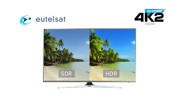 4k-TV in High Dynamic Range: Eutelsat startet Demokanal mit Ultra HD und HDR