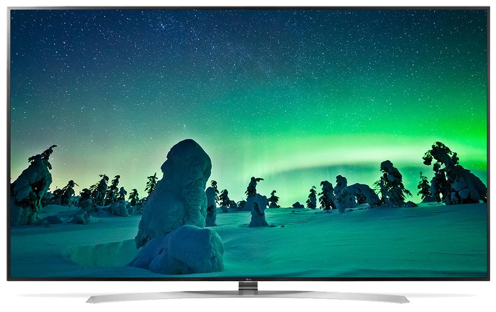 Die Premium-Version von HDR: Mit der UH7700-Reihe verkauft LG in den USA bereits Fernseher mit Dolby Vision-Panels.