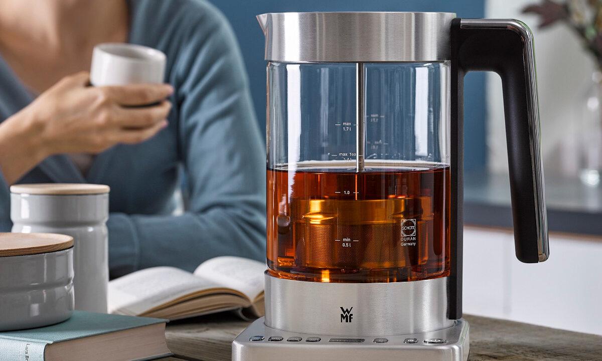 Teebereiter WMF Lono: Wasserkocher für Teefreunde