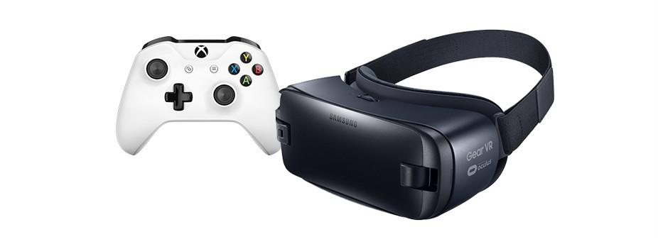 Samsung Gear VR: Virtual Reality mit dem Xbox One S-Controller besser erleben