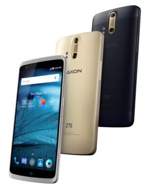 ZTE-Smartphones