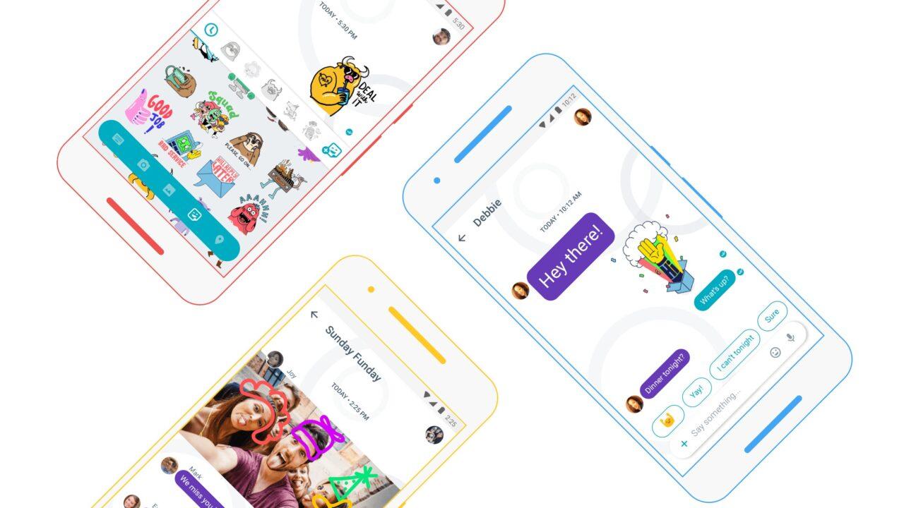 Allo: Googles WhatsApp-Konkurrent ist jetzt erhältlich. Das bietet er!