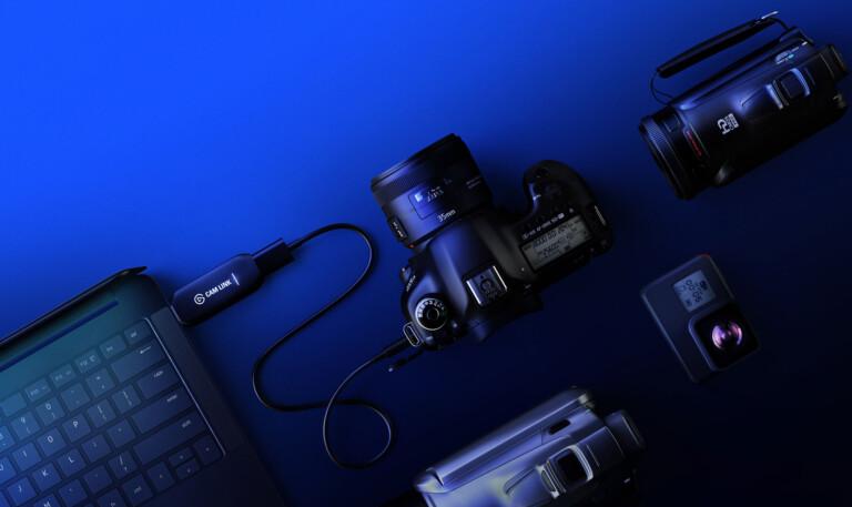 Cam Link unterstützt auch 4K-Auflösungen. (Foto: Elgato)